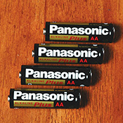 Panasonic Batteries - 93314