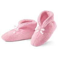 Ultra Plush Chenille Slippers - 93543