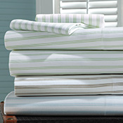 Terazzo Stripe Cotton Sheet Set