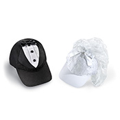 Novelty Wedding Accessory Hats