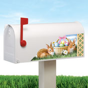 Seasonal Mailbox Magnet Decorations