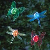 Butterfly and Dragonfly Color Changing Lights
