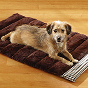 Roll-away Reversible Pet Bed Mat