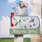Seasonal Standard Mailbox Covers