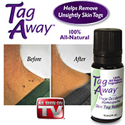Tag Away - All Natural Skin Tag Treatment