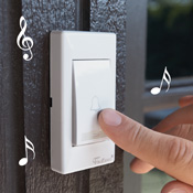 Wireless Musical Chime Doorbell