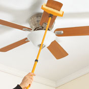 Extendable Ceiling Fan Cleaning Tool - 97287