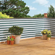 Deck & Fence Privacy Netting Screen
