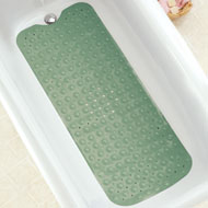Extra Long Cushioned Bathtub Mat - 97615