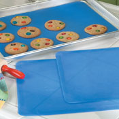 Reusable Silicone Baking Sheet Liners - Set of 3