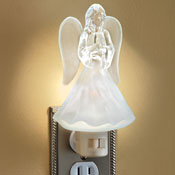 Angel Soft White Night Light - 98657