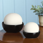 Natural Stone Room Humidifiers - Set of 2 - 98908