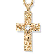 Cross Inspirational Necklace Pendandt Jewelry