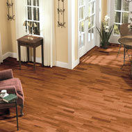 Faux Medium Oak Hardwood Vinyl Floor Planks
