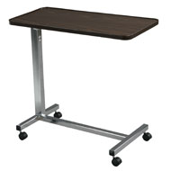 Rolling Non-Tilt Overbed Table - A2090