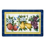 Fruity Tiles Anti-fatigue Kitchen Mat