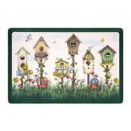 Home Sweet Home Birdhouse Kitchen Mat - A2192