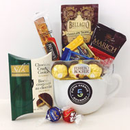 Gourmet Hot Chocolate and Candy Gift Set - A2233