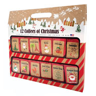 The 12 Coffee's of Christmas Gift Set - A2247