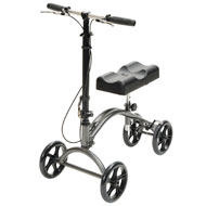 Steerable Knee Walker Crutches Alternative - A2264