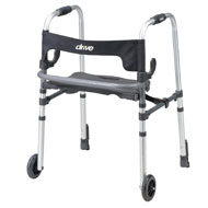 Clever -Lite Adult Walker with Seat