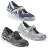 Propet Onalee Adjustable Jersey Knit Shoes - A2320