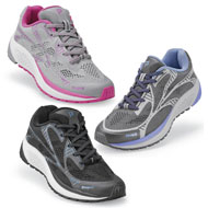 Propet One Ladies Breathable Athletic Shoes - A2325