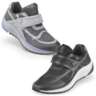 Propet One Strap Knit Mesh Athletic Shoes - A2326